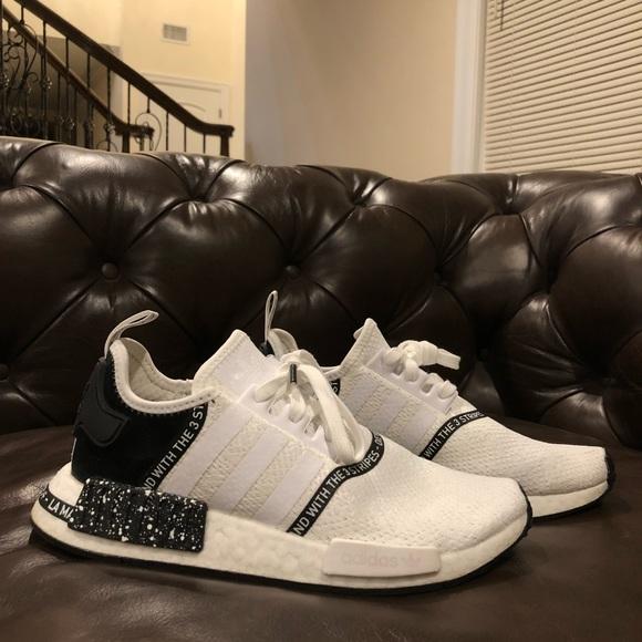 adidas superstar speckle blanche et rose
